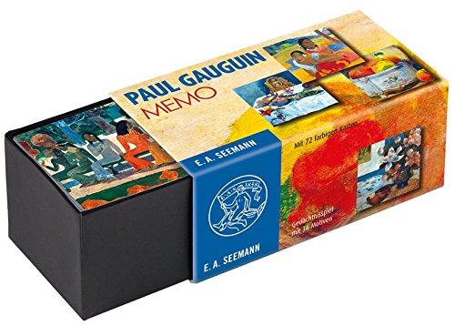 Paul Gauguin. Memo: Gedchtnisspiel mit 36 Motiven