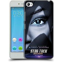 Officiel Star Trek découverte de Poster personnages Coque arrière rigide pour Lenovo Téléphones