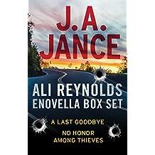 Ali Reynolds eNovella Box Set: A Last Goodbye and No Honor Among Thieves (Ali Reynolds Series) (English Edition)