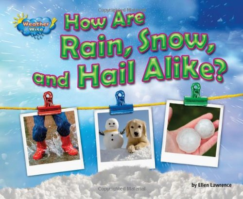 How Are Rain, Snow, and Hail Alike? (Science Slam: Weather Wise)