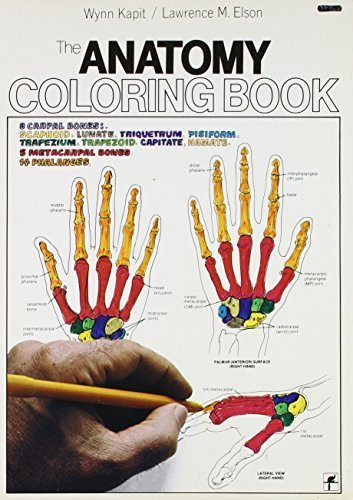 The Anatomy Coloring Book by Wynn Kapit (1997-01-30)