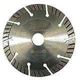 Baier Maschinenfabrik Diamantscheibe Turbo 7234 D=125mm High Speed Trenn-/Schleifscheibe 4046382072347