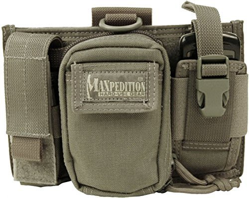 Maxpedition Triad Admin Pouch (grün) by Maxpedition -