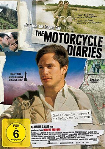 The Motorcycle Diaries - Die Reise des jungen Che [Alemania] [DVD]