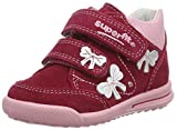 Superfit Baby Mädchen Avrile Sneaker, Pink (Pink Kombi 64), 21 EU