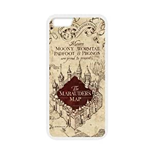 Coque IPhone 6S,Coque Silicone Souple Protection pour iPhone6 6S(4.7 inch),Harry Potter Case Apple IPhone 6/6S Case Cover Etui en silicone coque de protection
