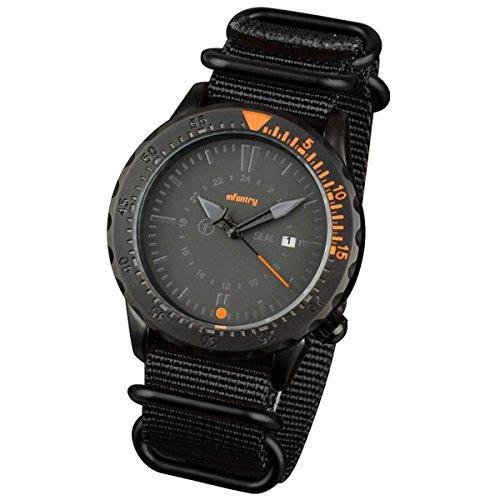 infantry-in-037-o-bz-reloj-correa-de-nailon-color-negro