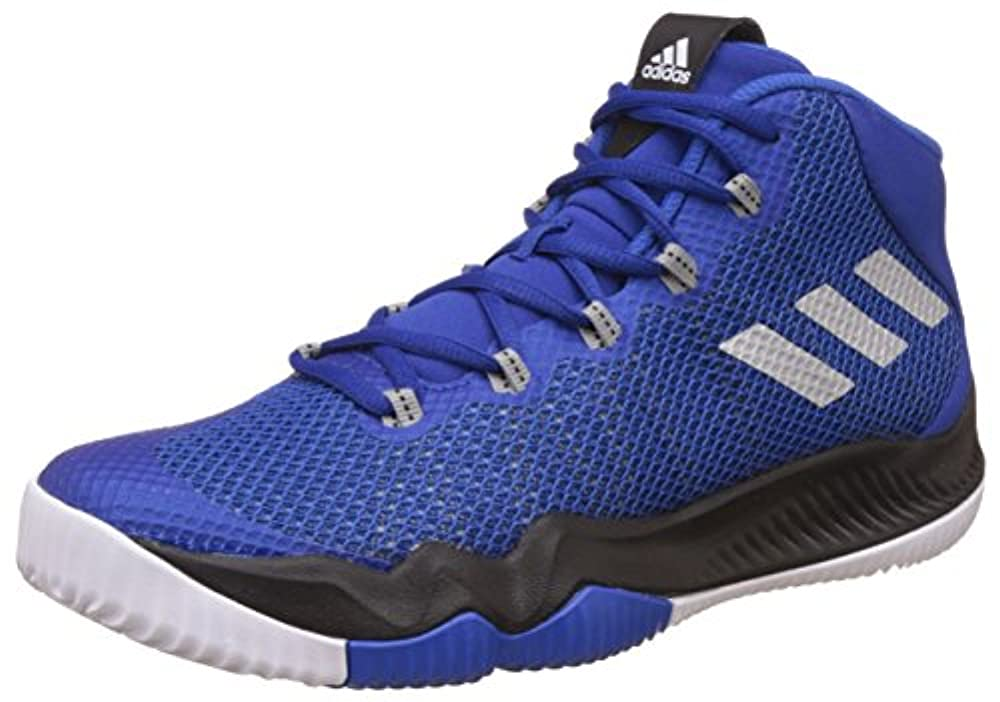42eeaf75 Купить мальчикам обувь для баскетбола adidas ✓ adidas Crazy Hustle J -  croyal/silvmt/blue, Größe #:4 ✓ amaazoon.ru
