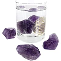 budawi® - Amethyst Rohsteine Irai Deko-/Wassersteine, Brunnensteine preisvergleich bei billige-tabletten.eu