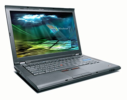 Lenovo ThinkPad T410 14,1 Zoll Notebook (Core i5 2.4GHz, 4GB RAM, 160GB HDD, DVD-RW, Win 7) schwarz -