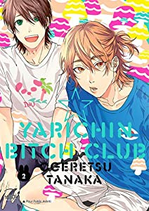 Yarichin Bitch Club Edition simple Tome 2