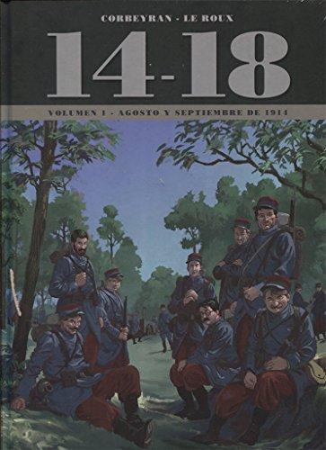 14-18. Agosto y septiembre de 1914 - Volumen 1