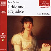 Pride and Prejudice (Naxos Complete Classics)