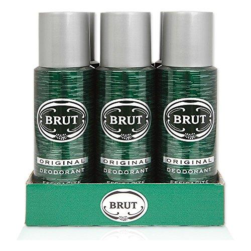 Brut Original Deospray 6 x 200ml