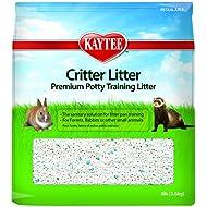 Kaytee Premium Potty Training Critter Litter for Small Pets, 3.6 kg