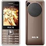 "Bloom Dj Grand Keypad Feature Phone With Digital Camera, 7.1cm (2.8"") QVGA Display, Dual Sim (GSM+GSM) Dual Standby, Memory Card Support, Bluetooth, Mp3 & Mp4 Player (Grand Speaker) Grand Sound, Grand LED Flash Light, Wireless Fm Radio, Video Rec"