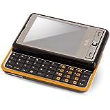 Neoi 909Neoi Taps Jaune Mini Téléphone Appareil Téléphone portable slide tactile & Clavier Bluetooth QWERTY