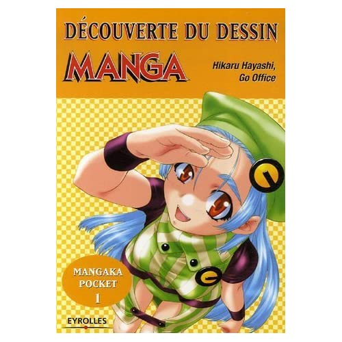 Mangaka Pocket - Découverte du dessin Vol.1 de Hayashi. Hikaru (2007) Broché