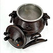 Rashko Baba Pressure Cooker 12 Liter with Hands from Afghanistan