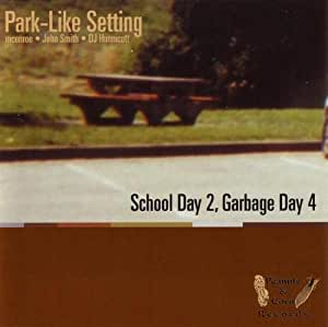 School Day 2,Garbage Day 4 [Import anglais]