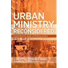 Urban Ministry Reconsidered