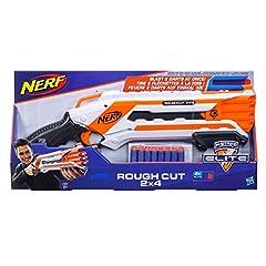 Idea Regalo - Hasbro Nerf Nerf Nstrike Elite - Rough Cut (nuova versione 2017)