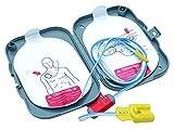 Philips - Almohadillas de repuesto para desfibrilador