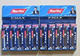 #8: Rorito T-Max Gel Ink Pen - 2 Packs of 5
