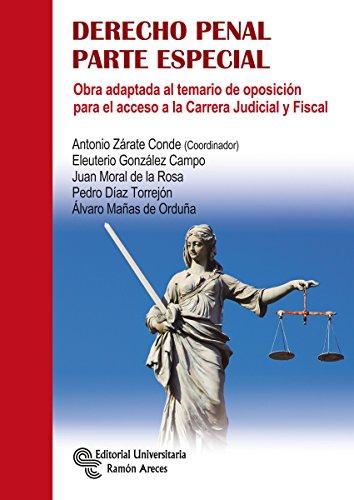 Derecho Penal. Parte Especial (Manuales)