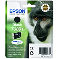 Epson T089 Stylus Ink Cartridge - Black