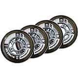 K2 Skates 80mm Performance Wheel 4-Pack Inline Skate Ersatzrollen 4er 30B3002.1.1