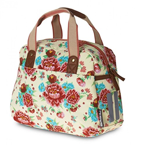 Basil Fahrradschultertasche Bloom Girls-Carry All Bag White