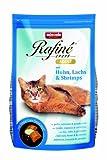 Animonda Rafine Cross Trockenfutter für Katzen, Huhn+Lachs 1,5 kg
