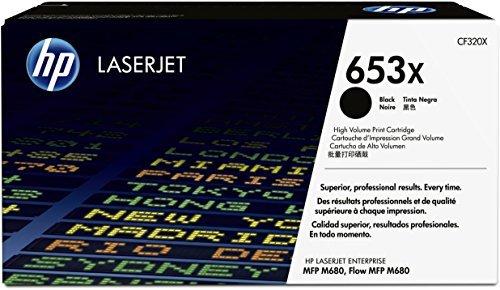 Hp Ergiebigkeit (HP 653X - Hohe Ergiebigkeit - Schwarz - Original - LaserJet - Tonerpatrone (CF320X))