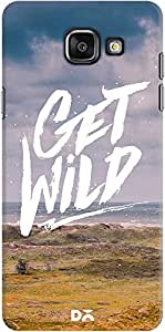 DailyObjects Get Wild Case For Samsung Galaxy A5 2016 Edition