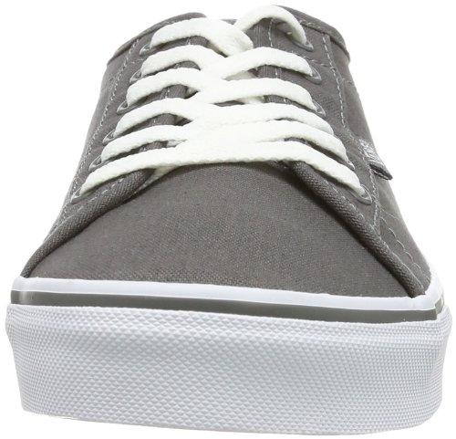 Vans Unisex-Kinder Y Ferris Sneaker Grau (pewter/white)