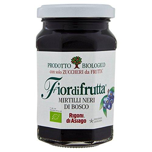 Rigoni Confettura di Mirtilli Neri di Bosco - 250 gr