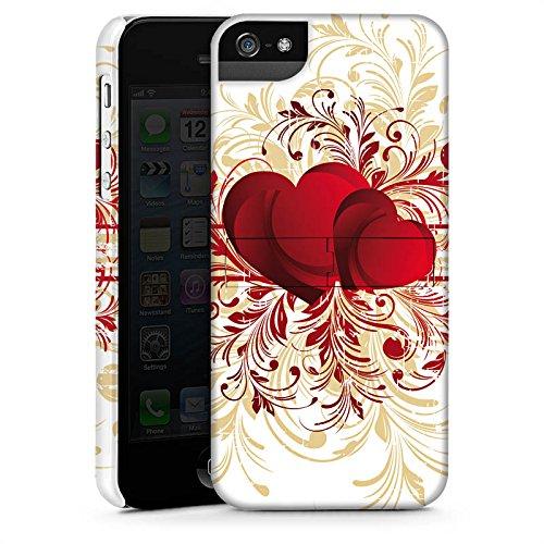 Apple iPhone 4 Housse Étui Silicone Coque Protection Amour silencieux Motif Motif CasStandup blanc