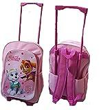 Paw Patrol Skye und Everest Deluxe Rucksack Trolley-Tasche
