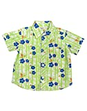#6: Beebay Infant-boy 100% Cotton Floral Printed Shirt (Green Print,6-12 Months)