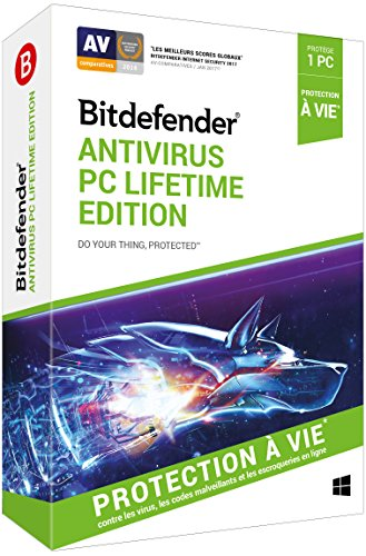 Bitdefender Antivirus PC Lifetime...