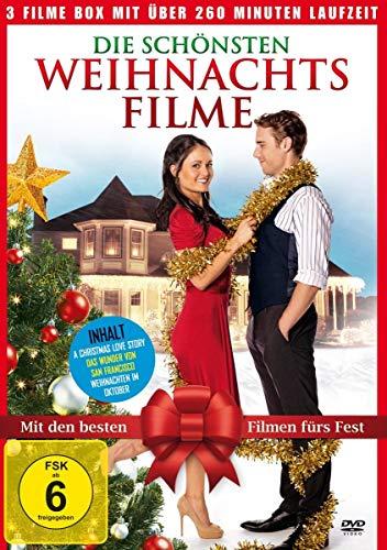 Die schönsten Weihnachtsfilme (3 Filme)