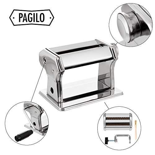 pagilo-nudelmaschine-7-stufen-fuer-spaghetti-pasta-und-lasagne-2-jahre-zufriedenheitsgarantie-pastamaschine-pastamaker-2