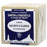 Marius Fabre Le Lavoir: 2x 600g echte Marseiller Kernseife aus 72% Palmöl (Würfelseife)