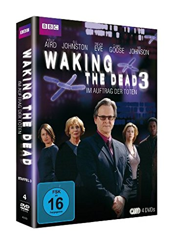 Waking the Dead 3 [4 DVDs]