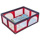 Yxsd Kinderspiel Zaun, Indoor Home Baby Kleinkind Zaun, Baby Sicherheit Krabbeln Matte Anti-Fall Zaun, erhältlich in Einer Vielzahl von Größen (größe : 150×190×70cm)