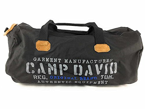 CAMP DAVID Camden Bay Weekender Black