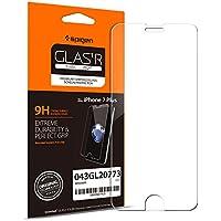 Pellicola Vetro Temperato iPhone 7 Plus, Spigen® **Easy-Install Kit** [Anti-riflesso Ultra-Clear] Ultra resistente in Pellicola vetro temperato Apple iPhone 7 Plus, Pellicola Protettiva iPhone 7 Plus / 6S Plus / 6 Plus (043GL20773)