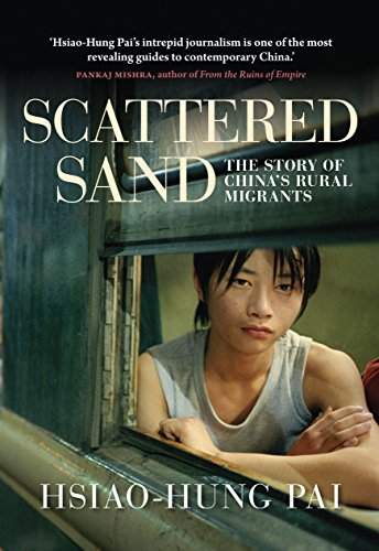 Scattered Sand Cover Image