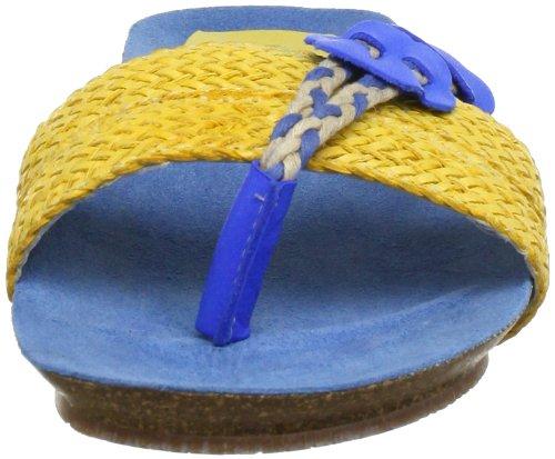 Forse Mb41801 Donne Zoccoli E Muli Blu (amarillo-azul)